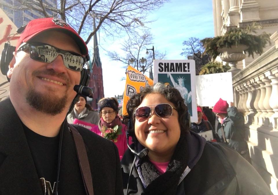 1 20 18 – The Women's March Milwaukee – Hour 2