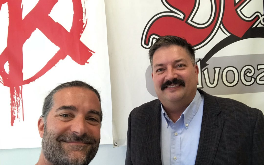 10-3-18 – Randy Bryce – Candidate for WI 1st Congressional District