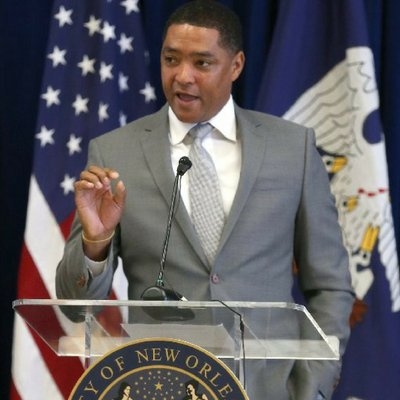 Cedric Richmond, Co-Chair of the Biden Campaign on The Earl Ingram Show 6-5-20