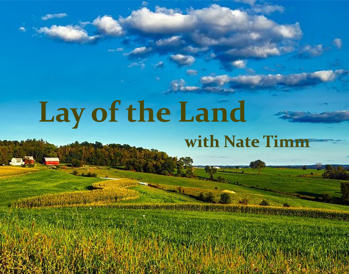 Lay of the Land with Nate Timm